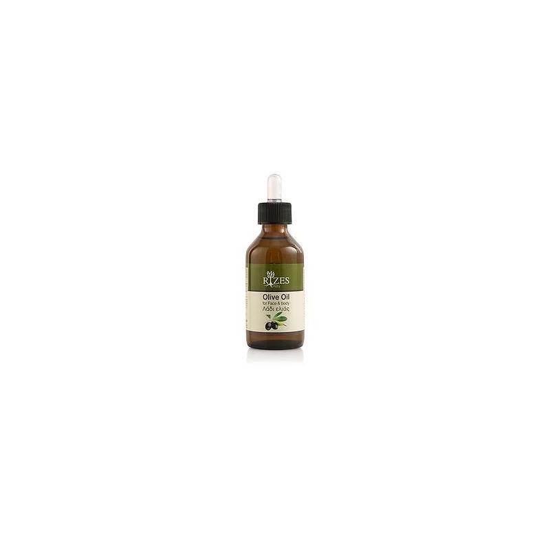 Hooldav orgaaniline oliiviõli 100ml