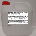 MasterChem desinfitseerimisvahend pindadele 3 L (80% alkohol)