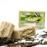 Käsitööseep rohelise tee/oliiviõli 100g