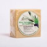 Käsitööseep AloeVera/oliiviõli 200g