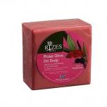 Käsitööseep roosi/oliiviõli 200g