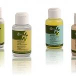 Väike šampoon, palsam, dušigeel, ihupiim