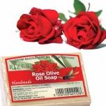 Käsitööseep roosi/oliiviõli 50g